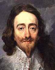 Charles I  Executed King of England